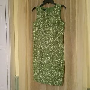 Talbots A-line dress, NWOT
